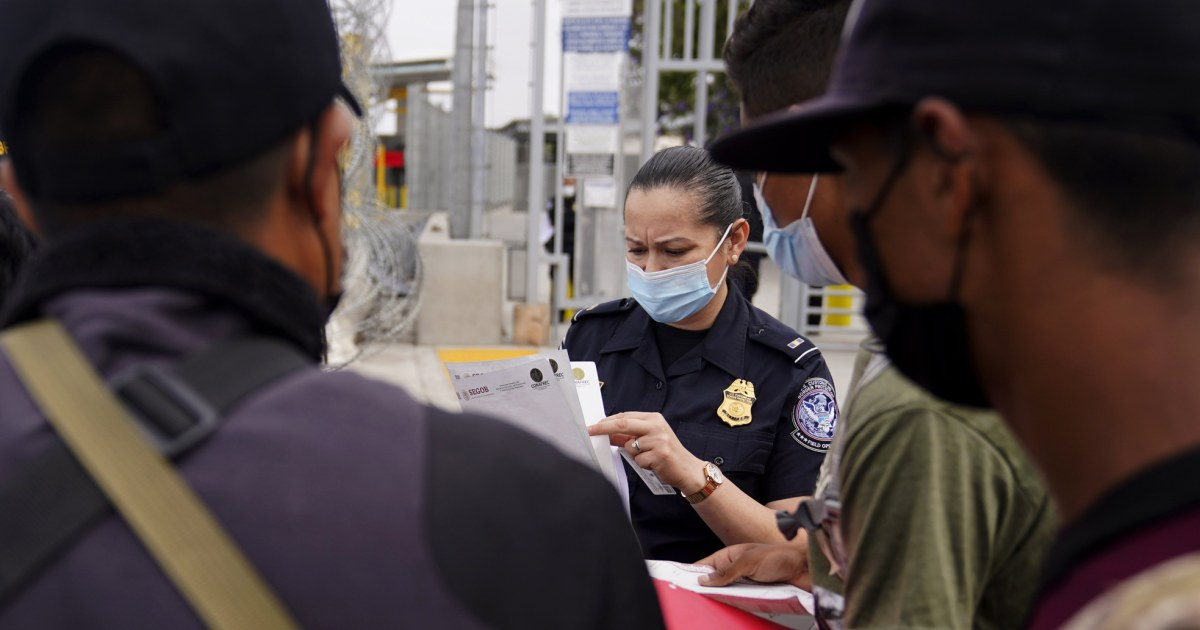 New Biden admin plan to speed up asylum process would allow for claims to bypass courts