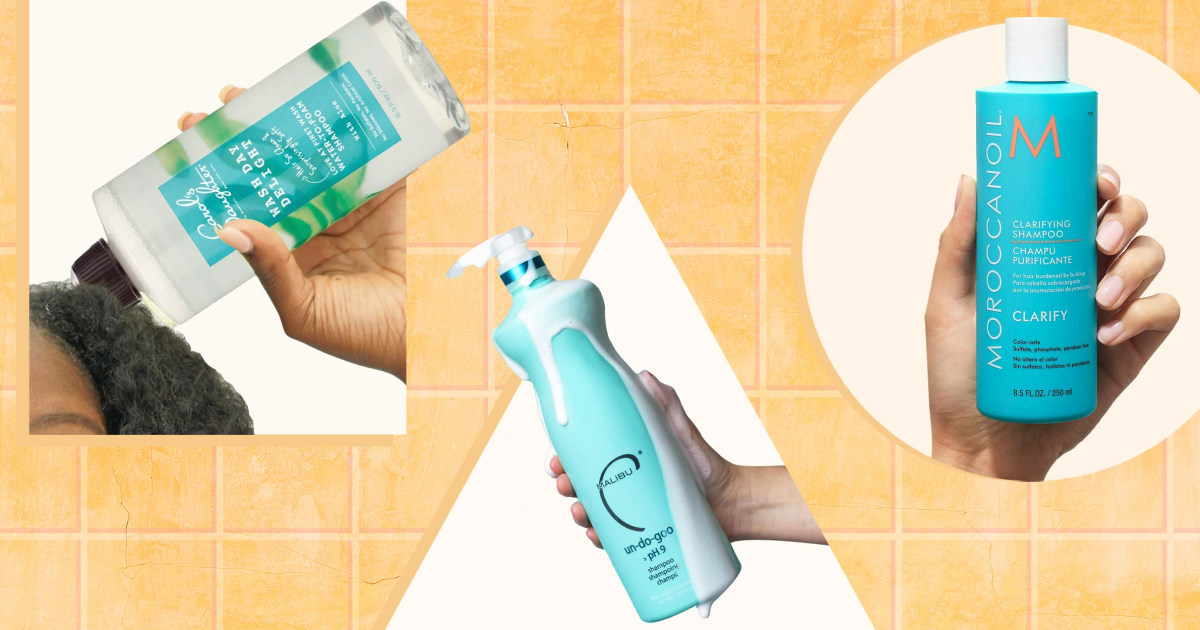 7 best clarifying shampoos of 2021, according to hair experts