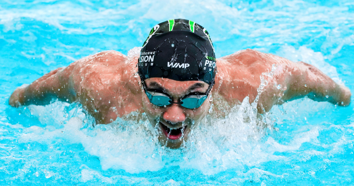 After brutal military coup, swimmer sacrificed his Olympics dream
