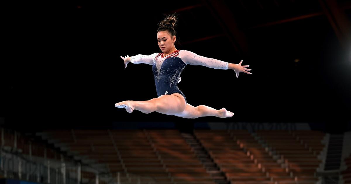 www.nbcnews.com: USA's Suni Lee wins gold in the women's individual all-around gymnastics final