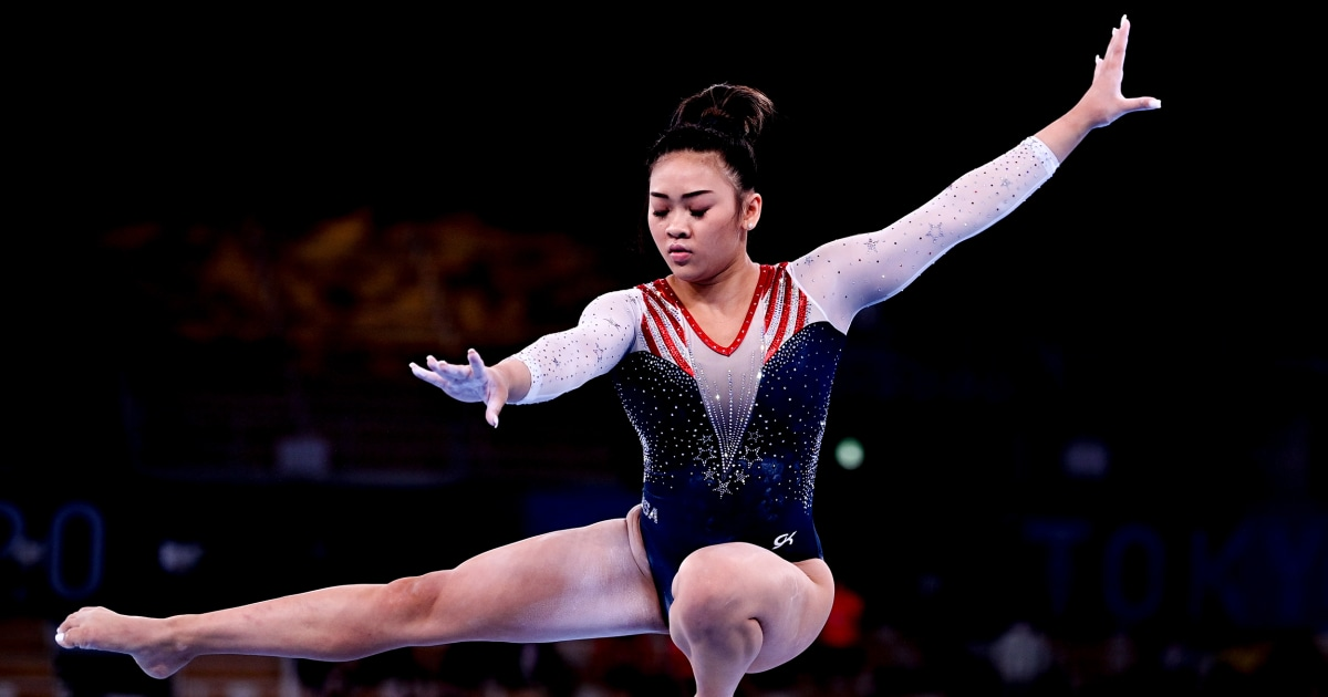 Suni Lee's gold medal moment is America at its best. Don't you dare ruin it.