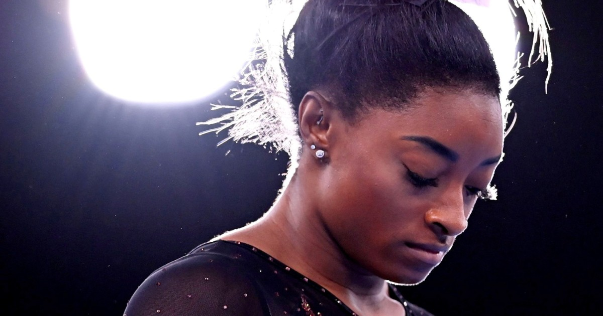Simone Biles' critics are not only cruel, they're missing the point