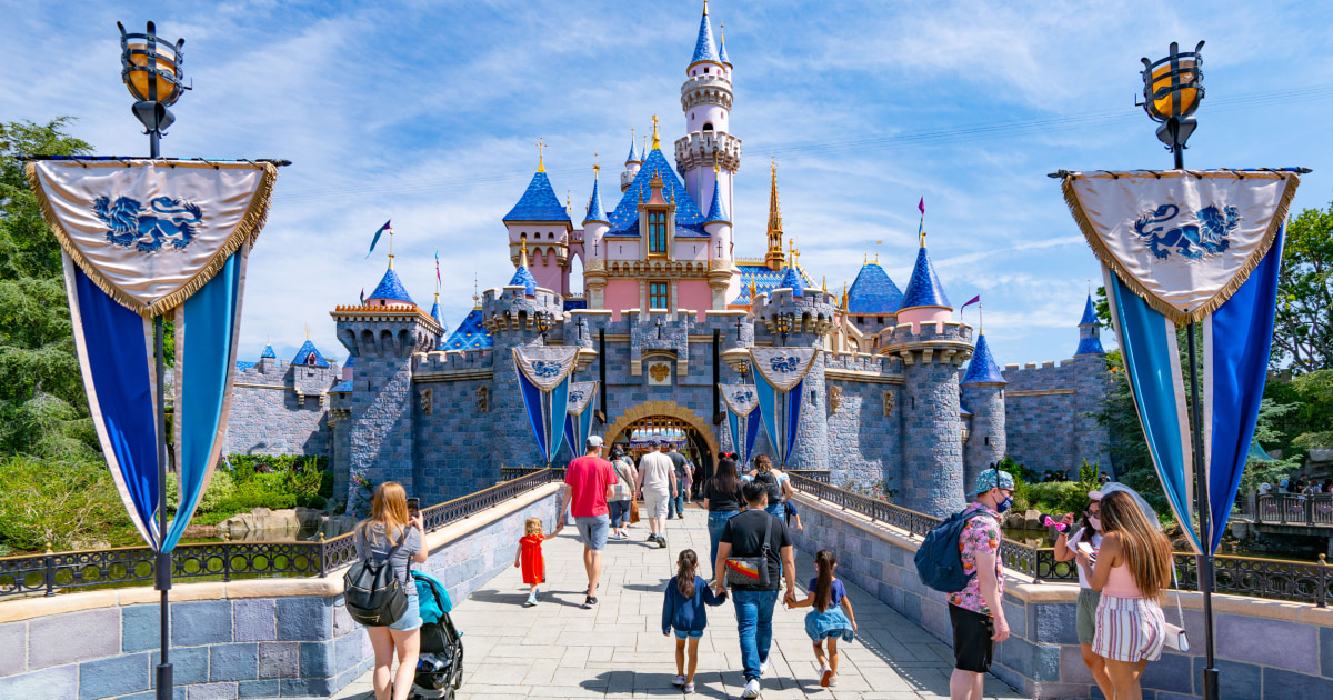Walt Disney Co. will mandate Covid vaccines for U.S. workers