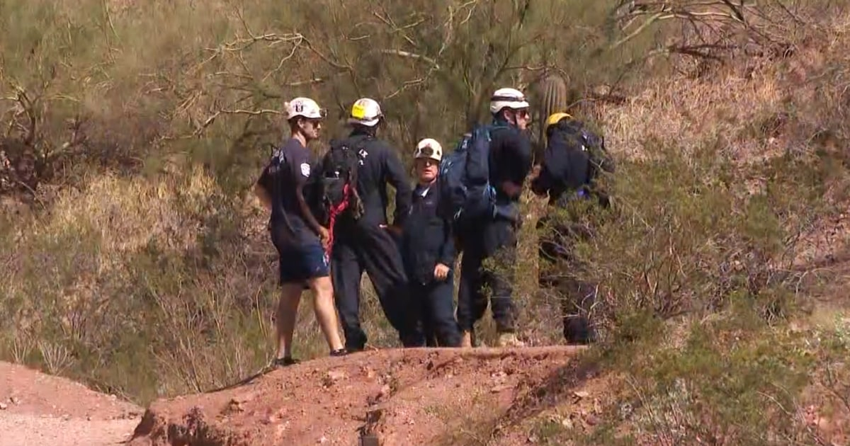 Boston woman dies while hiking in Arizona thumbnail
