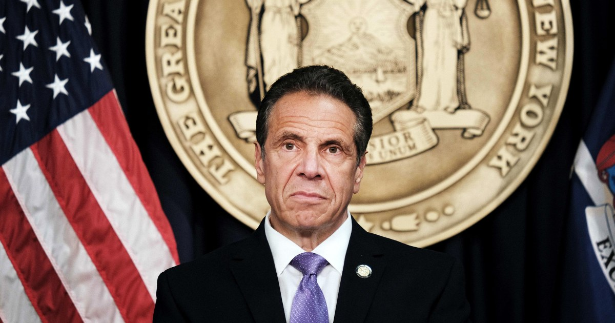 Current Status: Cuomo sexually harassed multiple women, including employees, New York attorney general finds