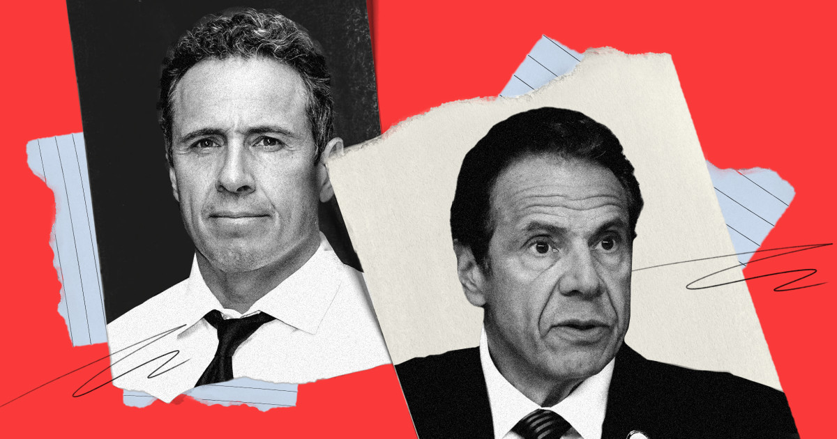 Opinion | How the Cuomo brothers betrayed America