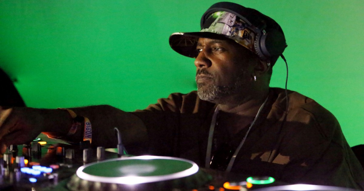 DJ Paul Johnson, house music icon, dies at 50 after Covid battle - NBC News
