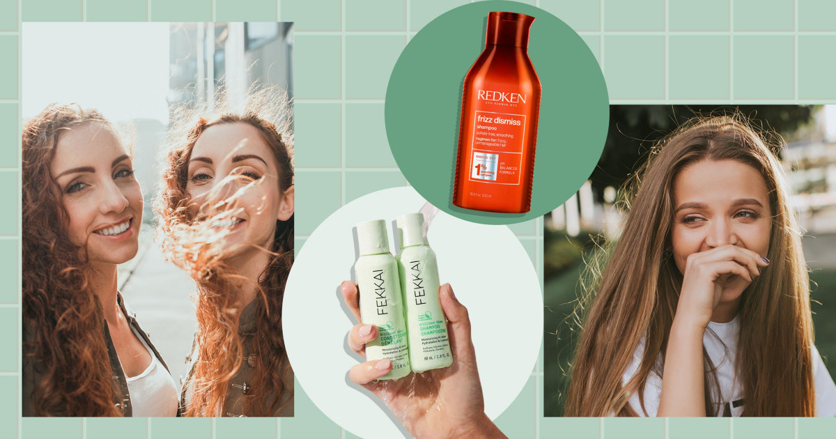8 best products for frizzy hair, according to experts