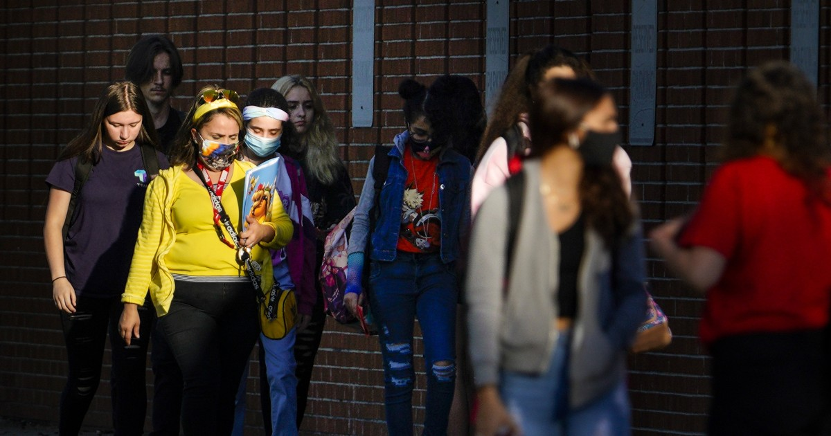 Over 5,000 students quarantine or isolate due to Covid in single Florida school district