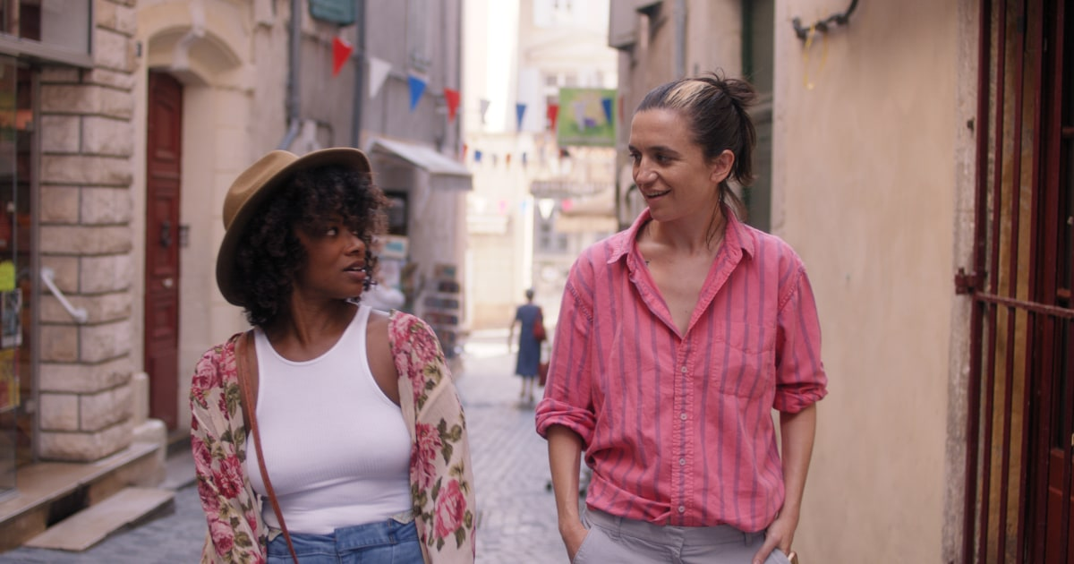 www.nbcnews.com: 'Ma Belle, My Beauty' brings queer polyamory to the big screen