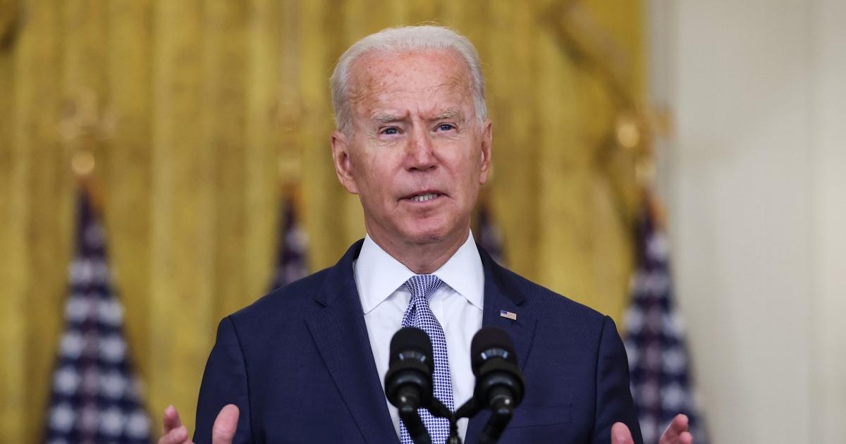 www.nbcnews.com: Over 20 organizations demand Biden 'redouble' efforts to fight anti-Asian bias