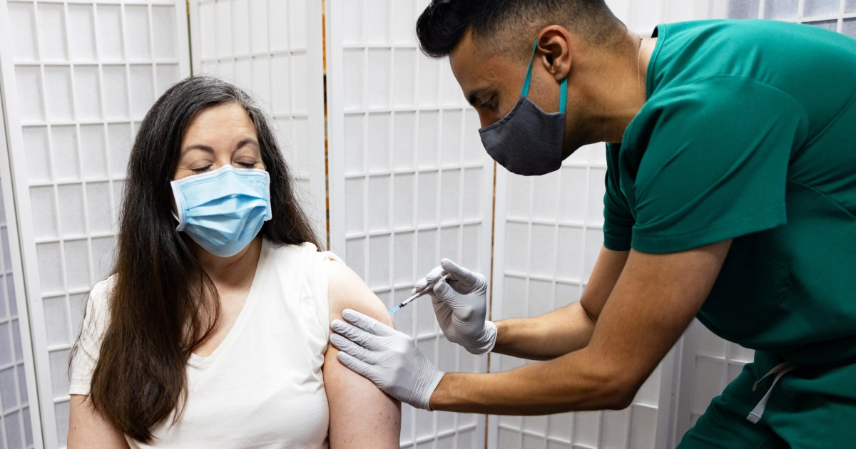 Unvaccinated people over 29 times more likely to be hospitalized with Covid, CDC report finds