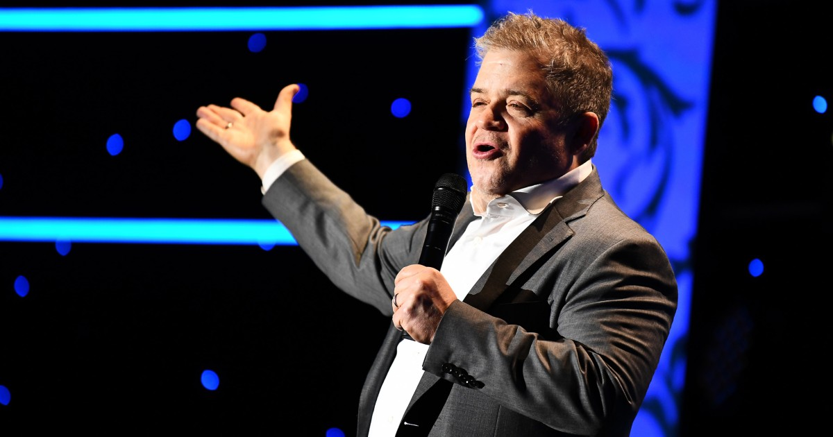 Patton Oswalt cancels shows in Florida, Utah after venues fail to comply with his Covid requests