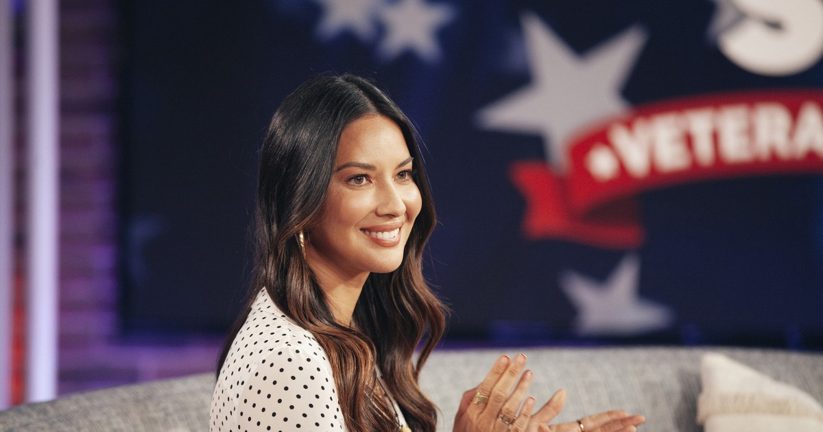 www.nbcnews.com: Olivia Munn and John Mulaney expecting their first child together