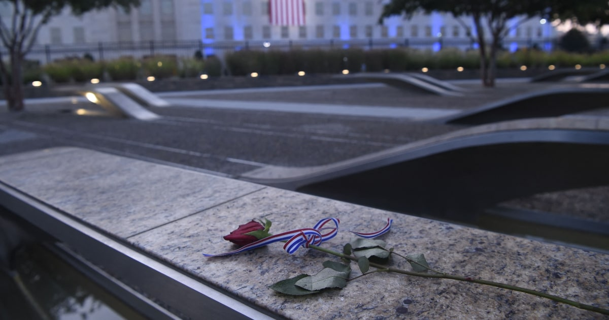 FBI releases declassified document into Saudi 9/11 links after Biden order – NBC News