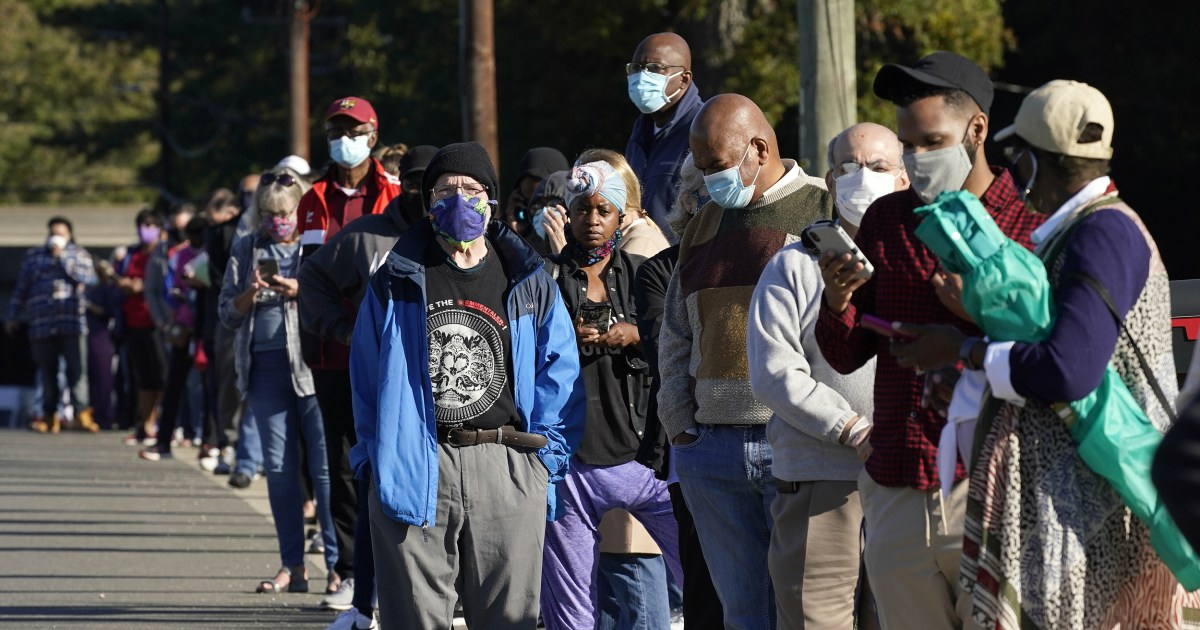North Carolina court blocks voter ID law for discriminatory intent