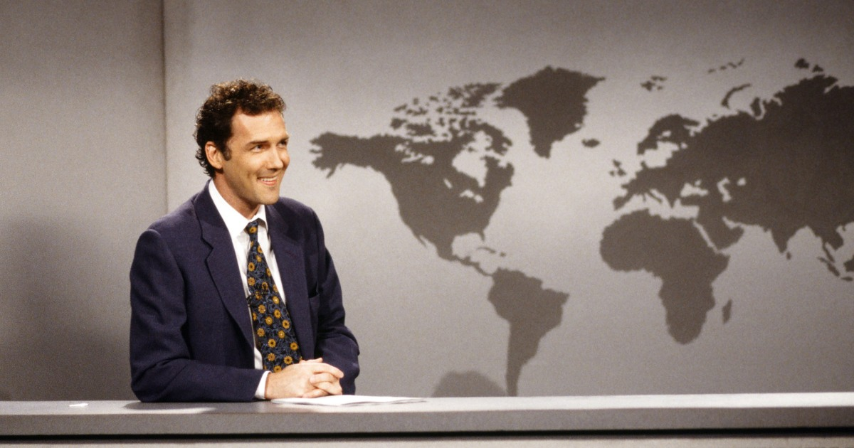 Norm Macdonald, former 'Saturday Night Live' player and ...
