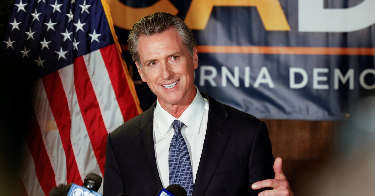 Why Gavin Newsom's victory matters (and not just in California)