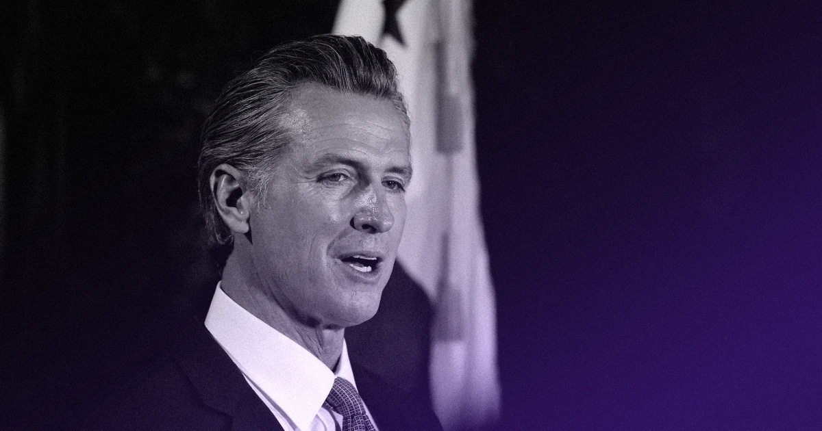 The biggest loser of the California recall? GOP conspiracy theorists