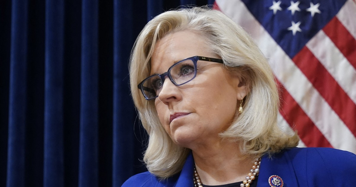 Countering Trump, former President George W. Bush to hold fundraiser for Liz Cheney