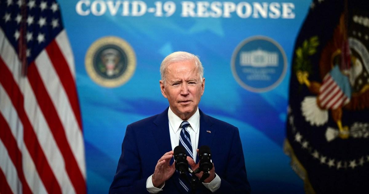 Biden's sinking poll numbers threaten Democrats' razor-thin majority one year out