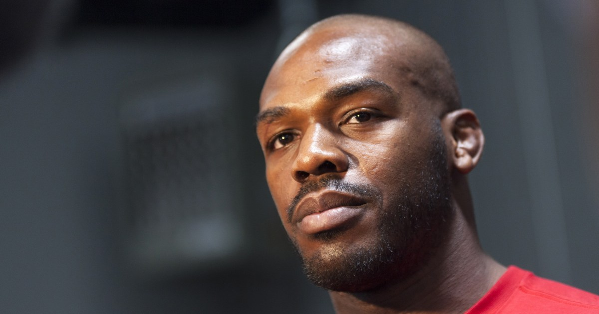 Former UFC champ Jon Jones arrested on domestic battery charge