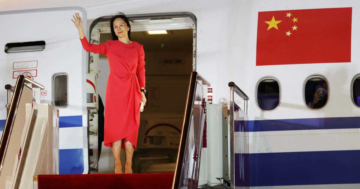 Exit bans and 'hostage diplomacy': Why release of Westerners may be a warning from Beijing