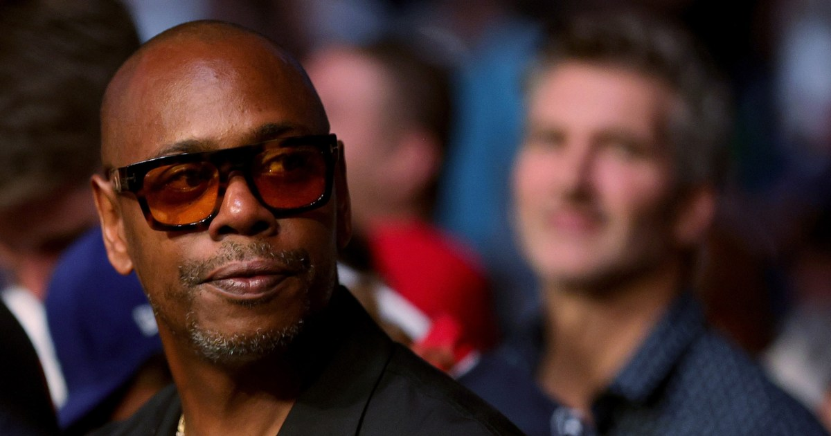 Netflix trans employees and allies plan walkout in protest of Dave Chappelle special – NBC News