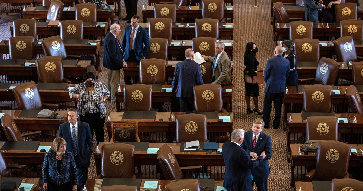 Texas House passes bill targeting transgender students in sports