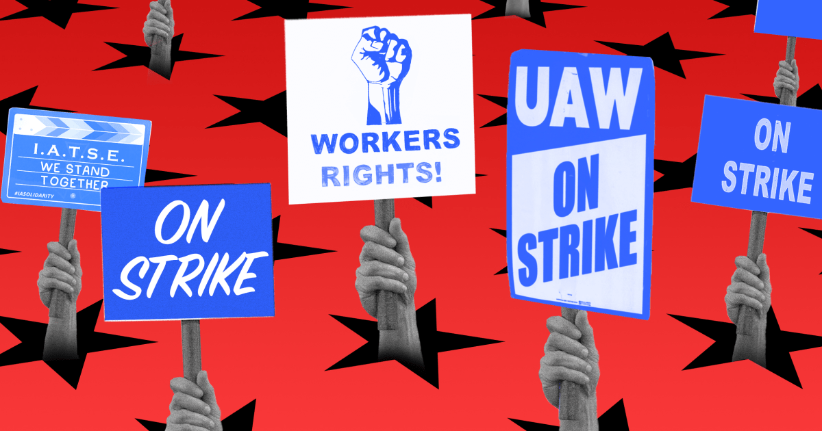 Opinion | America's workers have had enough