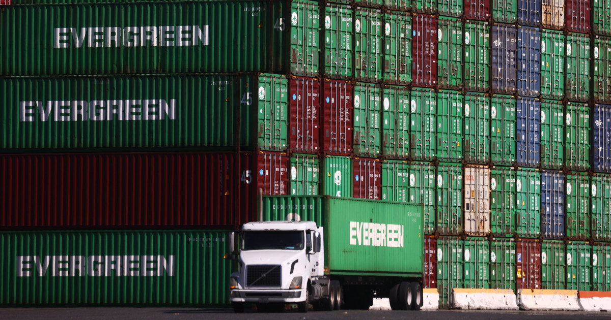Supply chain crisis has voters on edge