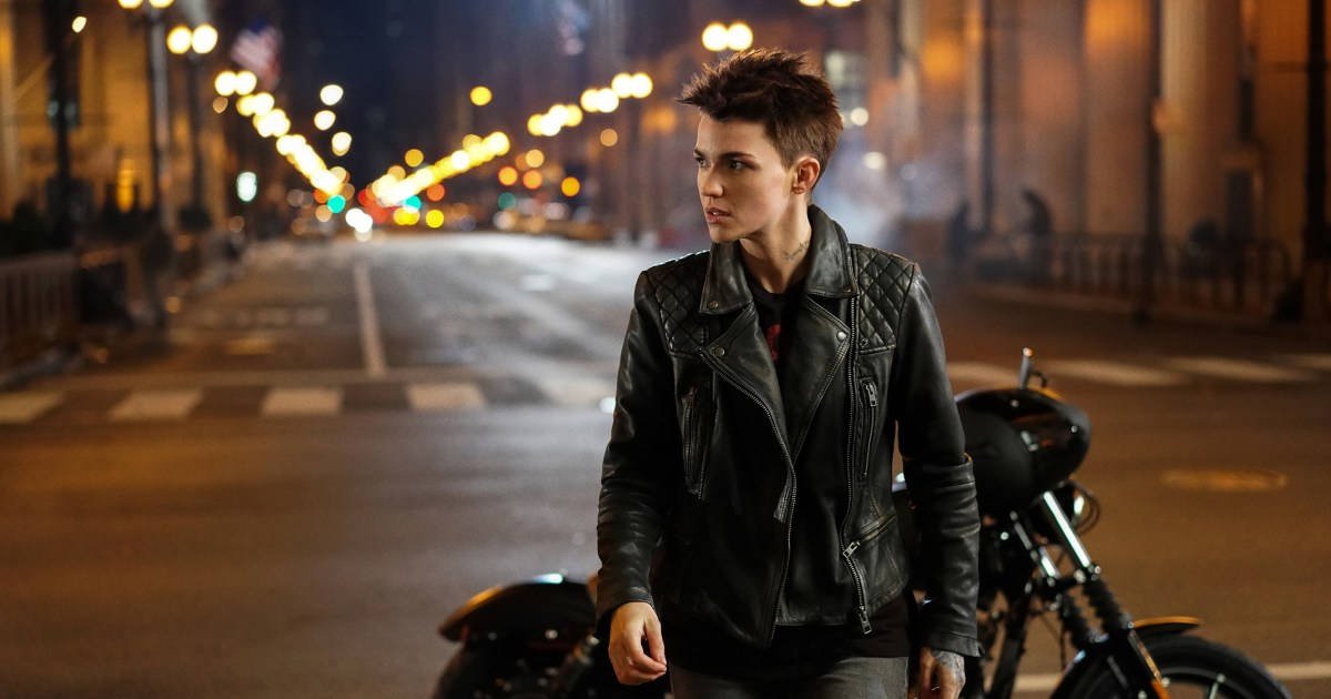 Actor Ruby Rose alleges she was fired from 'Batwoman' after being injured on set - NBC News