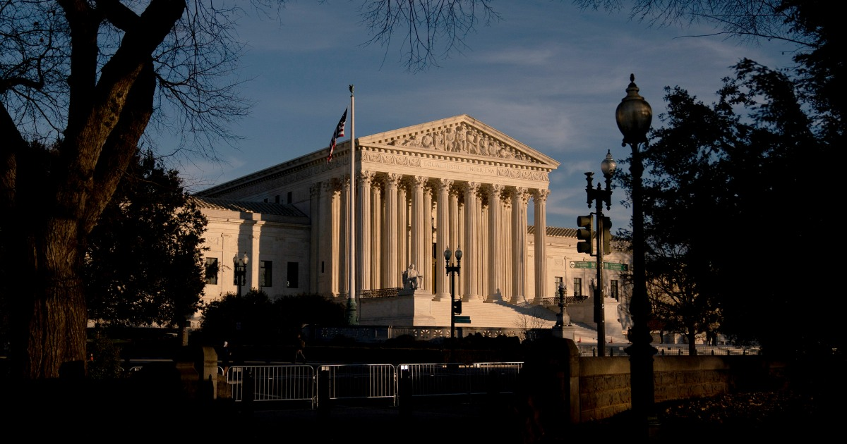 Supreme Court rules for police in two lawsuits claiming excessive force