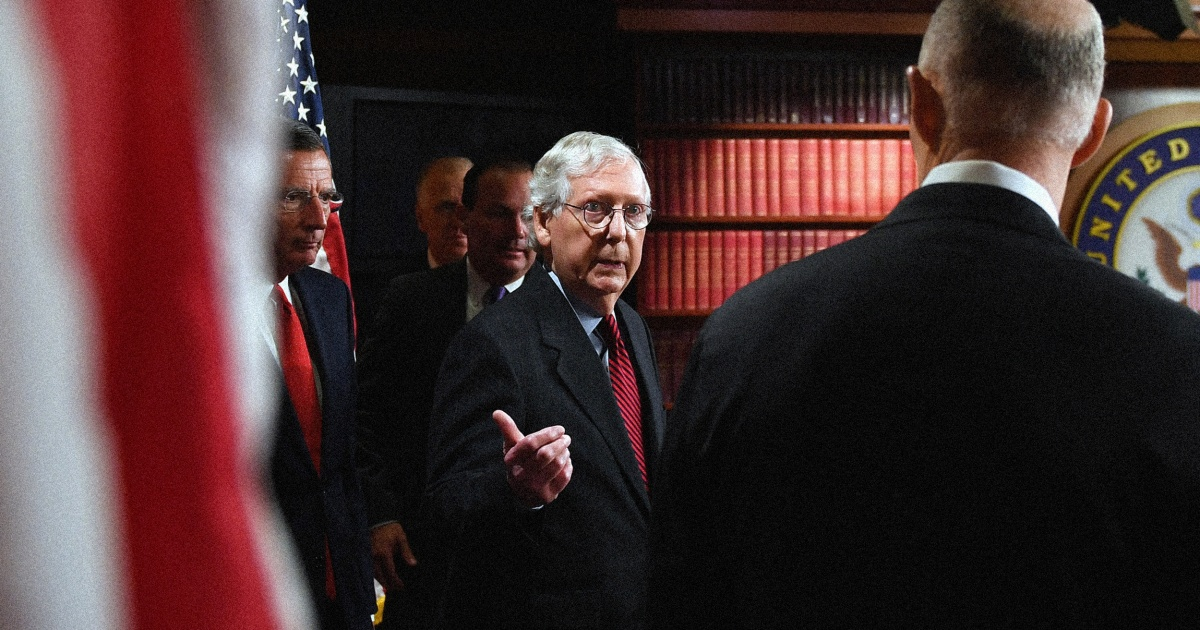 Opinion | We don't even expect the GOP to do work anymore