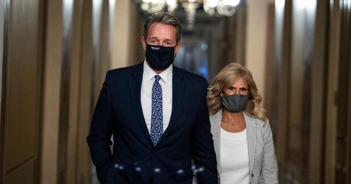 Senate confirms Cindy McCain, former GOP Sen. Jeff Flake to top diplomatic posts