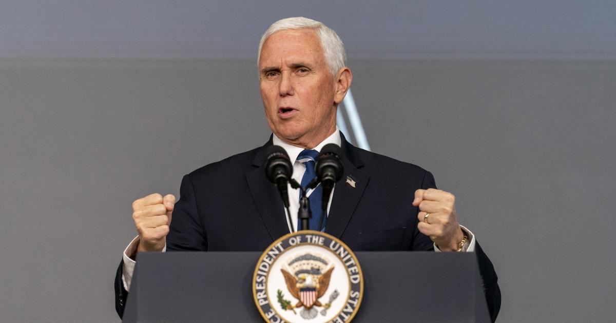 U.S. appeals court throws suit against Pence thumbnail