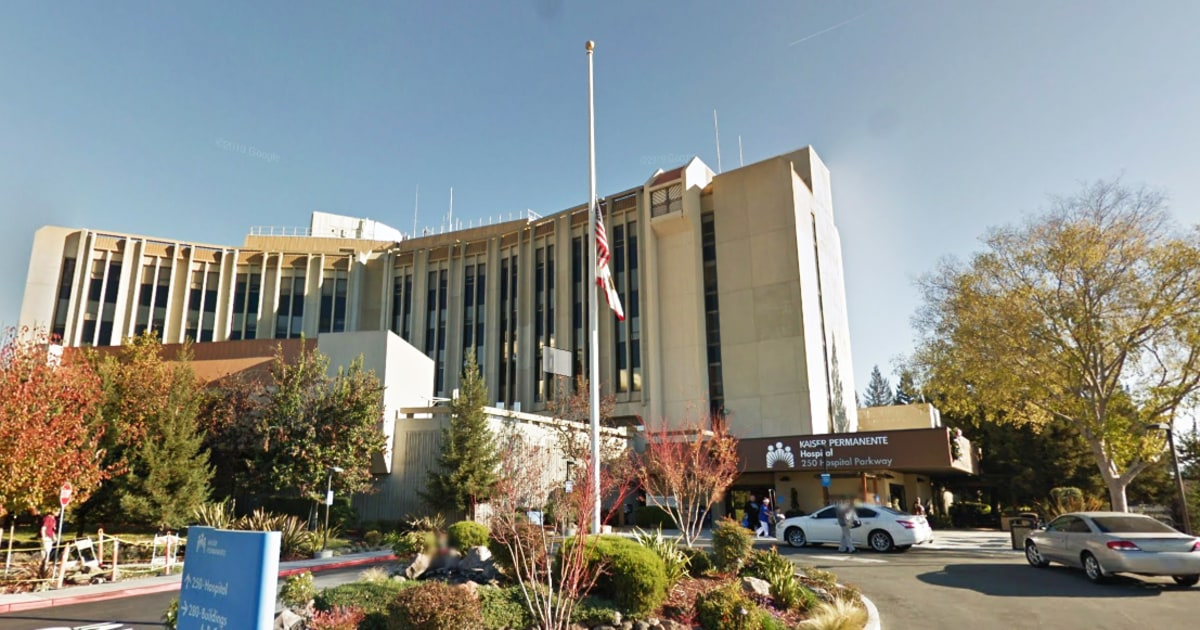 California hospital fined over Covid outbreak traced to inflatable Christmas costume