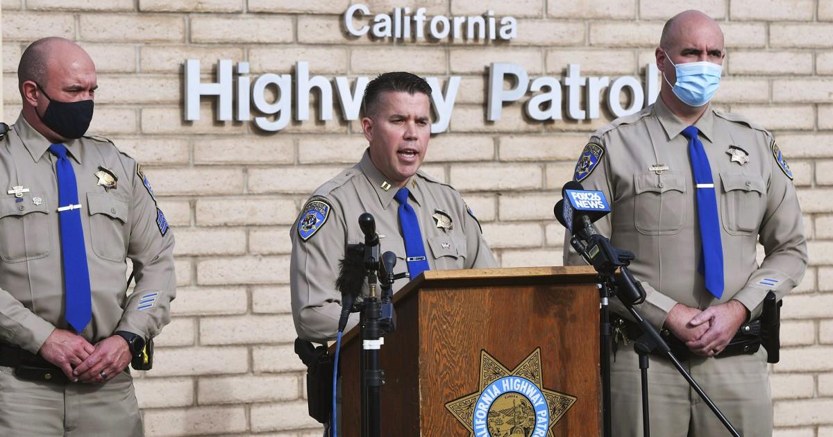 Head-on crash kills 7 kids 2 adults in California – NBC News