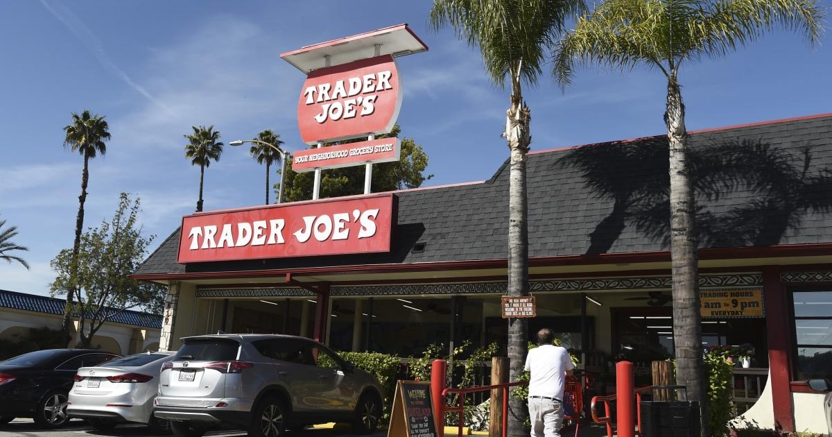Trader Joe's says no to changing ethnic-sounding label names – NBC News