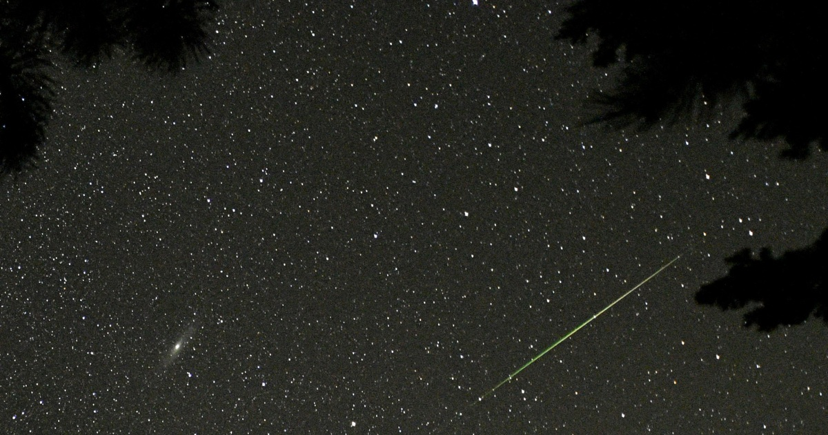 Perseid meteor shower 2020: When, where and how to see it - NBC News