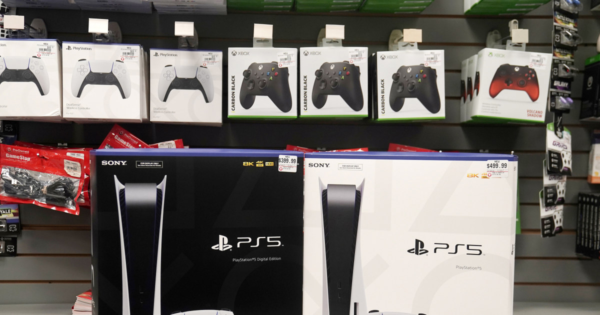 Fantastic luck finding a PlayStation 5: Walmart and other retailers struggle fast-buying'bots' thumbnail