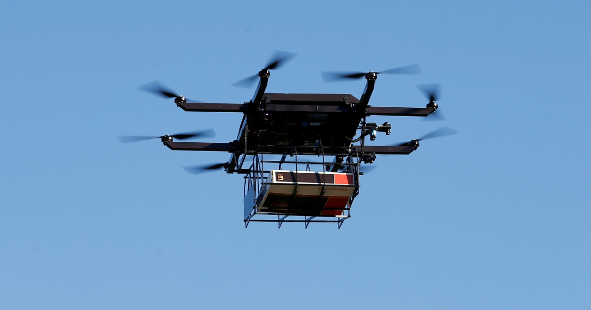 U.S. to allow small drones to fly over people and at night thumbnail