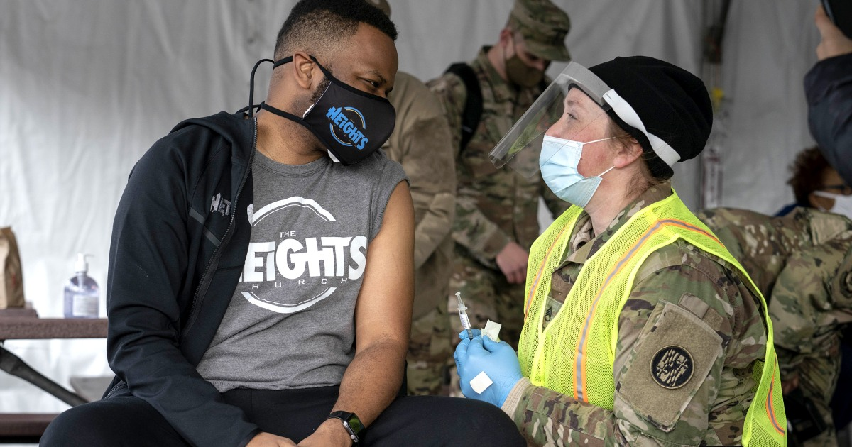 Is the U.S. turning a corner in the pandemic?