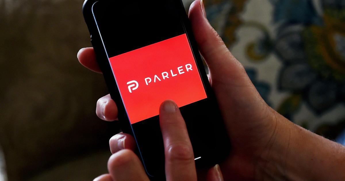 Parler announces re-launch, new CEO - NBC News