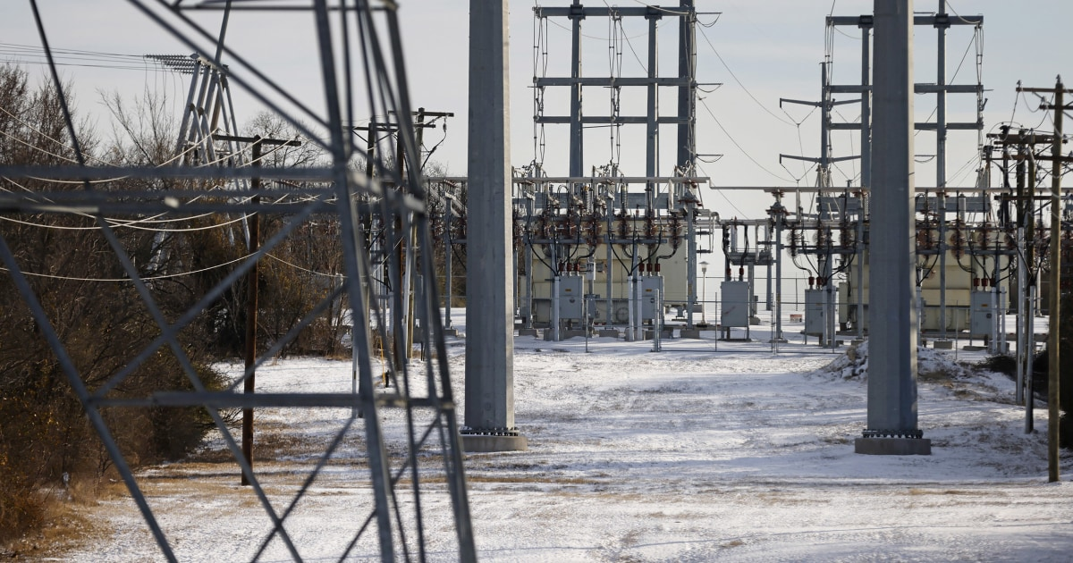 How one Texas storm exposed an energy grid unprepared for climate change