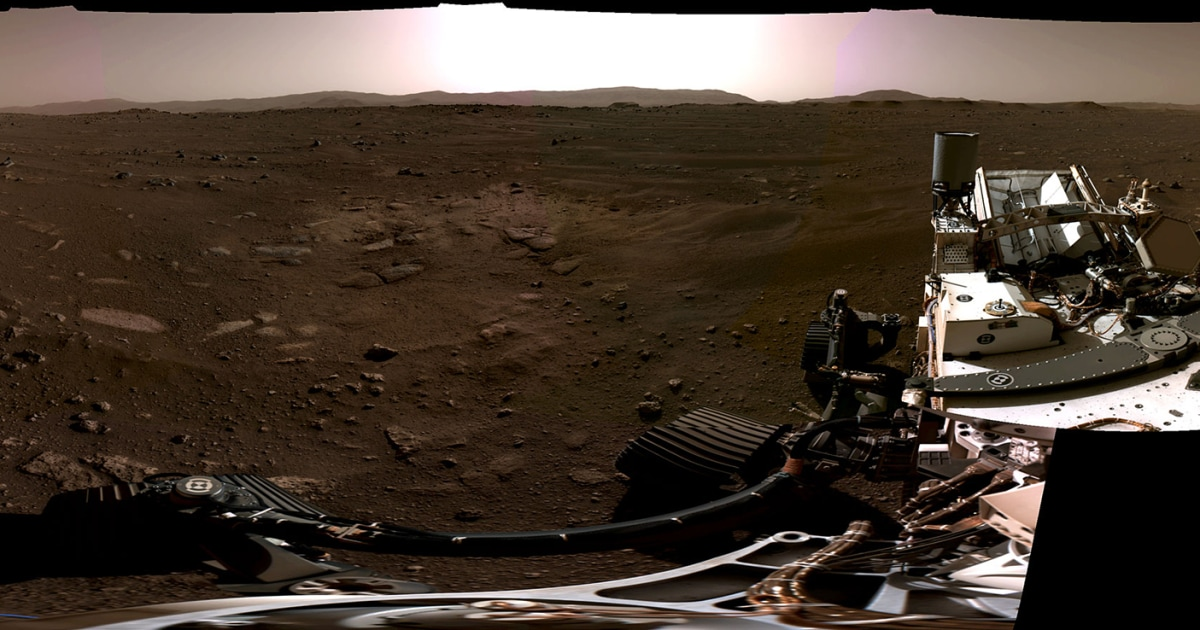 www.nbcnews.com: NASA rover beams back first sounds ever recorded from the surface of Mars