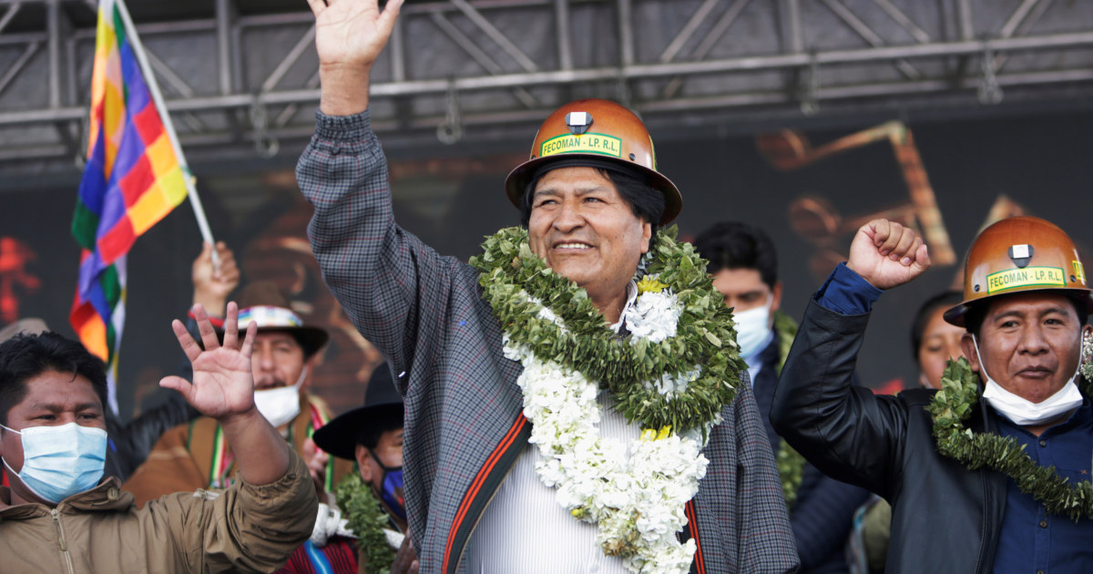 Evo vs. Eva? Ahead of Bolivia regional elections, young candidates are in the spotlight