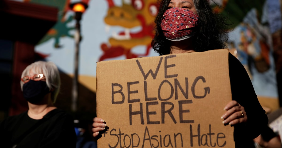 www.nbcnews.com: The model minority myth says all Asians are successful. Why that's dangerous.