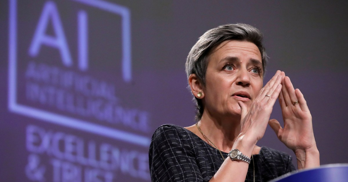 E.U. proposes rules for high-risk artificial intelligence uses