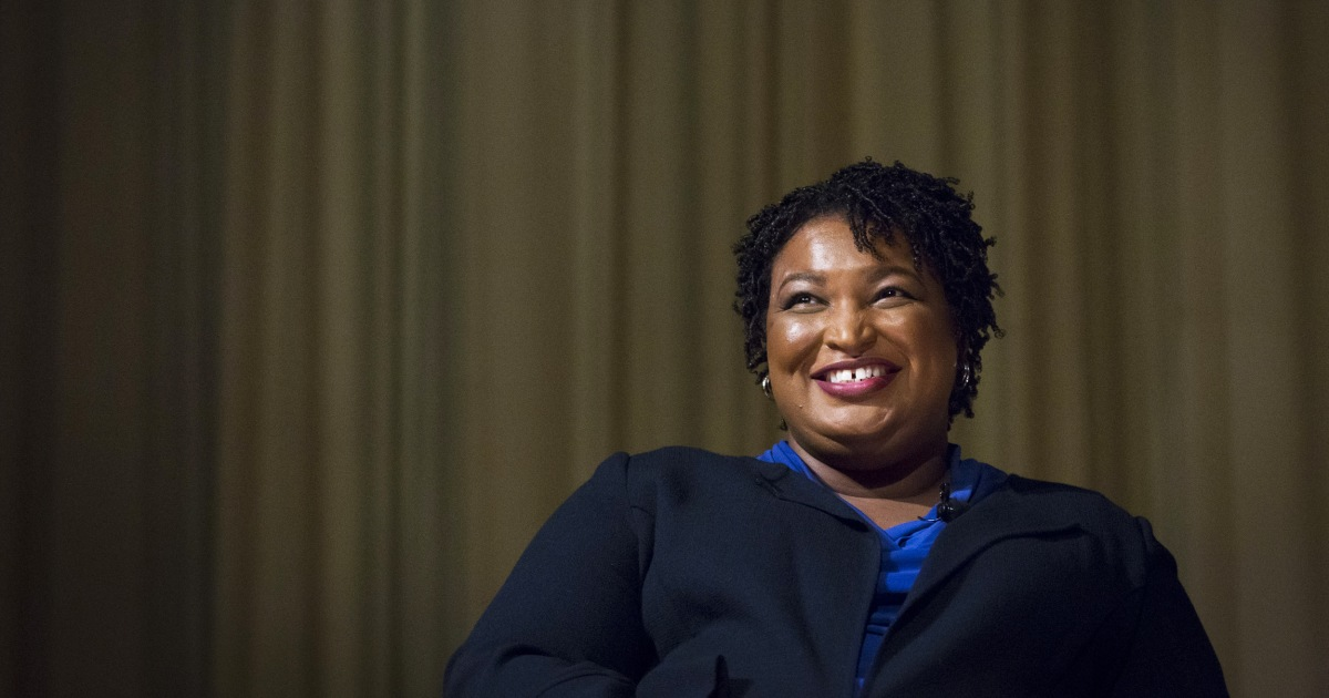 www.nbcnews.com: Hollywood sees gold in political figures like Stacey Abrams